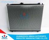 per il serbatoio di plastica Mitsubishi Pajero V80'06-Mt di memoria di alluminio del radiatore del Mitsubishi
