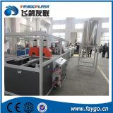 CPVC Rohr, Strangpresßling-Zeile produzierend