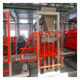 Baumaterial-Betonstein des Aufbau-Qt8-15, der Maschine bildet