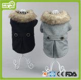 Nuevo diseño 2016 para la ropa extravagante del animal doméstico del invierno (HN-PC800)