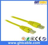 Al-Mg RJ45 UTP Cat5 Patch Cable/Patch Cord 5m