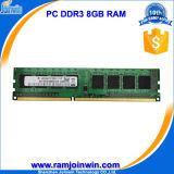 Non RAM 1600MHz настольный компьютер 240pin 8GB DDR3 Ecc Unbuffered