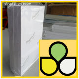 260g choisissent le papier de l'imprimerie A4 glacé latéral (GSB-GPPP05)