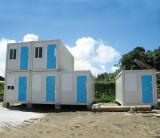 Het Project van het Huis van de Container van Pth voor het Leven naar huis/het Vakje van de Schildwacht/Woon/Openbaar Toilet