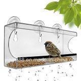 Cage d'oiseaux acrylique en plexiglas clair