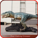 Simulation T-Rex Walking mit The Dinosaurs