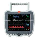 Moniteur patient de multiparamètre approuvé de CE/ISO (G6H)