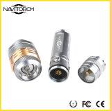 A liga de alumínio recarregável explora a lanterna elétrica durável do diodo emissor de luz (NK-676)