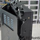 Tablilla de anuncios de LED de la echada 5m m de una potencia más inferior para la instalación fija al aire libre