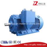 Yx2 hohe Leistungsfähigkeits-Hochspannungsvertrags-Elektromotor der Serien-6kv/10kv