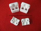 Conectador de cerámica modificado para requisitos particulares del alúmina de la pureza elevada de la precisión