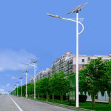 5 años de la garantía 130W LED de luz de calle solar (JINSHANG SOLARES)