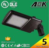 Luz do lote de estacionamento do diodo emissor de luz do UL Dlc 265W para a recolocação de 1000W Shoebox