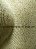 Poliester del papel el 10% del 90% con los sombreros mezclados del safari del color
