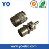 Connecteur Rg213 (YO 5-003) de torsion masculine de prise