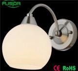 Lampada da parete ed illuminazione bianca della camera da letto di colore diretto della fabbrica per la decorazione