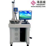 10w / 20w / 30w metal y láser de fibra de plástico máquina de marcado ( hl- f20 )