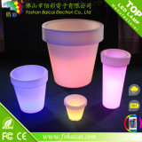 LED Flower Pot con Remote Control
