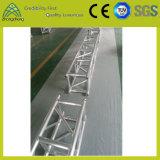 Kundenspezifischer silbrige Bildschirmanzeige-Aluminiumzapfen-Dach-Binder