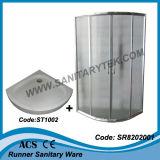 Pièces jointes de douche de pièce jointe et en verre de douche (SR8202001)