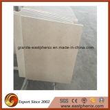 Mattonelle di pietra di marmo bianche Polished superiori di Egyp