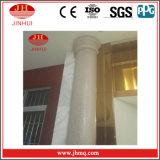 Aluminio de mármol hiperbólico de aluminio de la orilla material decorativa (Jh169)