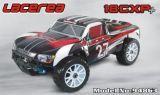 1: 8スケール2.4G 4WD High Speed RC Model Truck Erc863