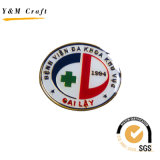 Badge variopinto, Bag Badge, Clothes Badge, Pin di Lapel per Gift (Q09137)