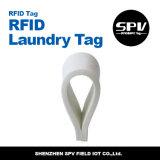 衣服管理のためのRFIDのシリコーンの洗濯の札FM1108 13.56MHz