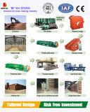 Máquina de fatura de tijolo da lama e linha de produção automáticas vídeo do projeto