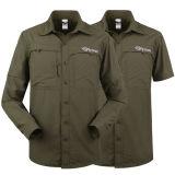 2016벌의 새로운 디자인된 군 & 옥외 빠르 건조 남자의 셔츠