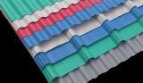 La PC (UV-PC) acanaló la máquina de la hoja de los azulejos de material para techos
