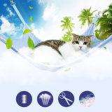 Breathable Nettoineinander greifen-Sommer-weiches waschbares Haustier-Katze-Hängematten-Bett