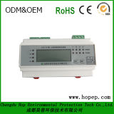 지능적인 Three Phase DIN Rial Mounted Modular Electricity Meter, Analog 및 Digital Display Kwh Meter