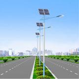 Jinshang Lumières Meilleur Prix Haute Qualité 10m Polonais 100W Rue Del Solar Light Avec 20 Ans D'usine (JS-A2015101100)