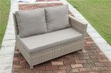 Mobília ao ar livre do Rattan do jardim do sofá
