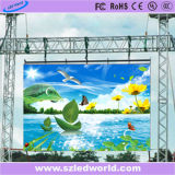 P10 Outdoor affichage LED Waterproof Die -Cast