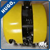10 طن HSZ سلسلة دليل سلسلة بكرة كتلة اليد مشتغل معدات الرفع