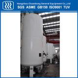 Tanque de armazenamento do líquido criogênico do CO2 do argônio do nitrogênio do oxigênio líquido