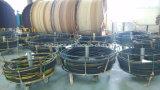 Le fil d'acier a tressé le boyau hydraulique couvert par caoutchouc renforcé (SAE100 R2at-25)/boyau en caoutchouc