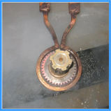 Fabrik-Preis-Stahlwellenzahnrad, das Induktions-Heizung (JLCG-30, löscht)