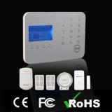 Dailの自動無線ホームセキュリティーサポートアンドロイド及びIos APPが付いているGSM + PSTNの警報システム