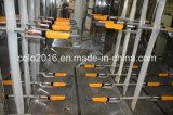 Vertikaler Puder-Beschichtung-Produktionszweig