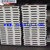 Cadena de producción del panel de emparedado