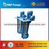 Verticale de asséchage submersible de pompe de série de YP