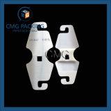 Cartão de empacotamento da colar branca do PVC (CMG-051)