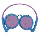 StereoHoofdtelefoon van de Computer van de goede Kwaliteit de Vouwbare Getelegrafeerde