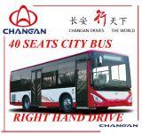 A maioria de assentos populares do modelo novo Sc6105 21-42 da barra-ônibus da cidade de 10.5m