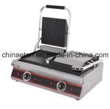 Double Electric Contact Grill with Falt (ET-YP-2A2)