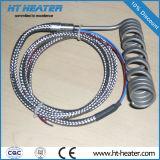 Chaufferette de bobine chaude de gicleur de turbine d'acier inoxydable
